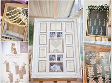 Wedding Ideas – Alternative Seating Plan Presentation