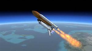 FSX Space Shuttle Mission - YouTube