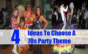 How To Choose A 70s Party Theme - Ideas For 70s Themed
