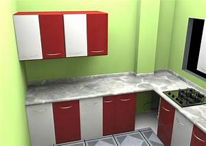 l shaped small kitchen design peenmediacom With small house kitchen interior design