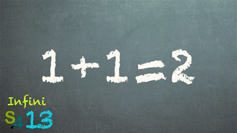 1+1=2 (en Arithmétique De Peano)