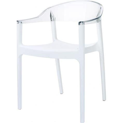 chaise medaillon polycarbonate pas cher chaise id 233 es