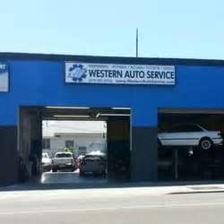 western auto service auto repair normal heights san