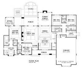 open house plans with large kitchens open living archives house plans