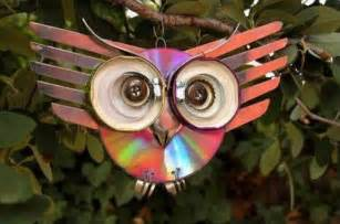 awesome ways  recycle  cds    thought