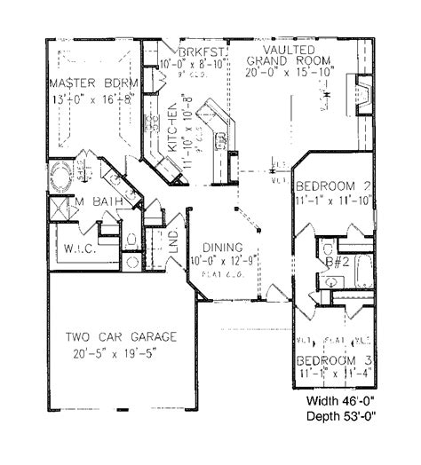 neoclassical house plans goodlae neoclassical ranch home plan 056d 0026 house