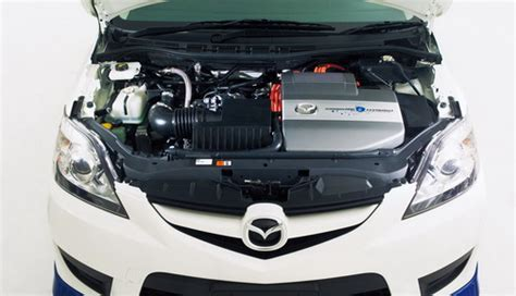 mazda motor corp mazda wants hybrid drivetrains line up in 2010s