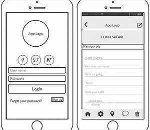 Online Wireframe And Ui Mockup Tool