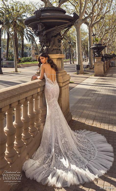 julie vino spring  wedding dresses barcelona
