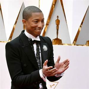 Pharrell Williams Had the Sweetest Reaction Receiving ...