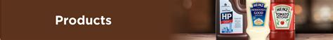 Heinz Wholesale Food Products & Brands   Kraft Heinz FS