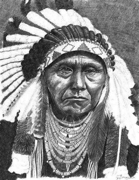 Indian Chief Image by American Indian Chief Joseph Images Indians