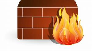 Firewall Symbol Clip Art At Clker Com