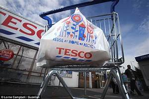 Tesco back in the black for first time in three years ...