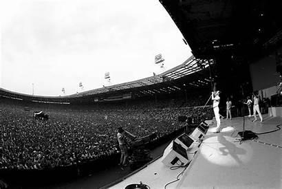 Aid Queen Wembley 1985 Performance Freddie Mercury
