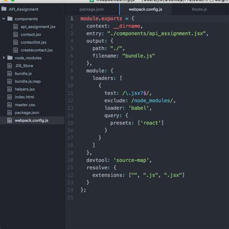 debugging jsx react debugger  matching  webpack source maps stack overflow
