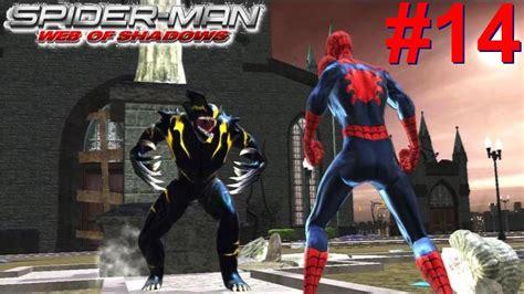 spider man web  shadows ps gameplay  spidey