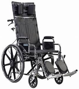 Sentra Full Reclining 22 U0026quot  High Back Wheelchair