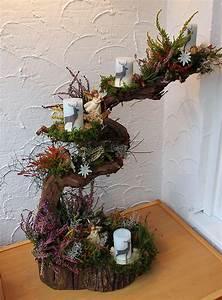 Adventsgestecke Selber Machen : deko ~ Frokenaadalensverden.com Haus und Dekorationen