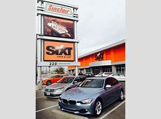 Sixt rent a car new Las Vegas location and Valentine's Day