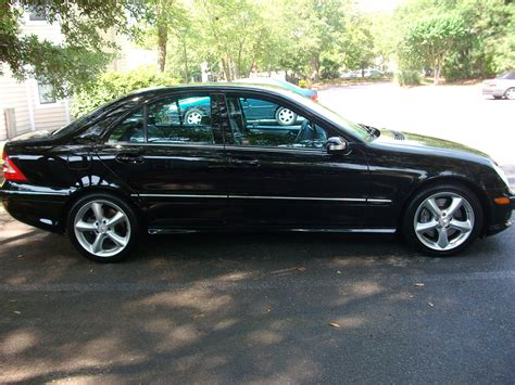 Mercedes C Class Sedan Modification by Jtwillia2 2005 Mercedes C Classc230 Sport Sedan 4d