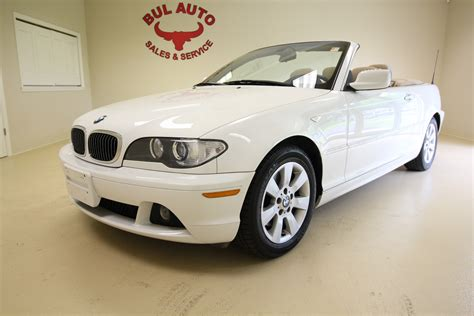 2005 Bmw 3series 325ci Convertible Stock # 16240 For Sale