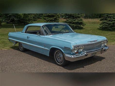 1963 Chevrolet Impala Ss For Sale #64224 Mcg