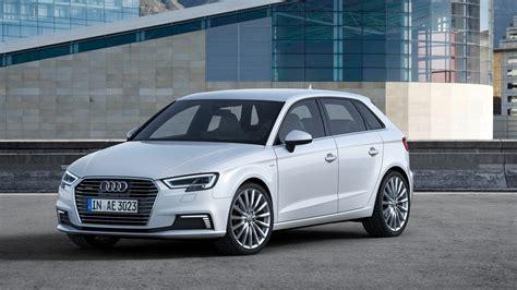 Audi A3 Sport Back by 2017 Audi A3 Sportback E Gets Cockpit Sport