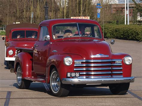 file chevrolet  pick  dutch licence