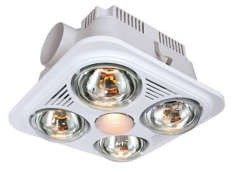 Bathroom Heat And Light by Lighting Australia Buddy 4 Energy Saving Bathroom Heat