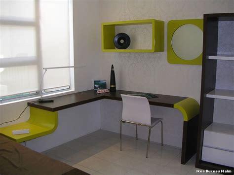 bureau ikea malm ikea bureau malm with contemporain chambre décoration de