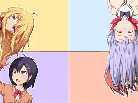 desktop wallpaper gabriel dropout anime girls hd image