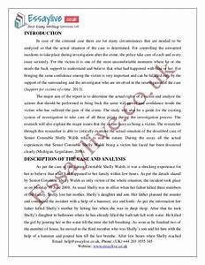 Research Essay Thesis Criminal Law Essay Checklist Template Research Paper Definition Of Terms Proposal Essay Topics also Thesis For Argumentative Essay Examples Criminal Law Essays Facing Your Fears Essay Criminal Law Essay  Good High School Essay Topics