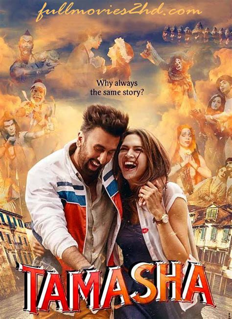 Tamasha 2015 Hindi Movie Free Download Full Movies 2hd