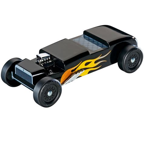 Pinewood Derby by Revell 174 Pinewood Derby 174 Rod Racer Series Kit