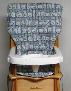 high chair cover eddie bauer replacement high by