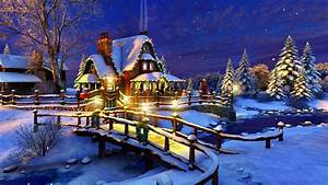 1920x1080 Christmas, Xmas, Winter, Lighting, Night ...