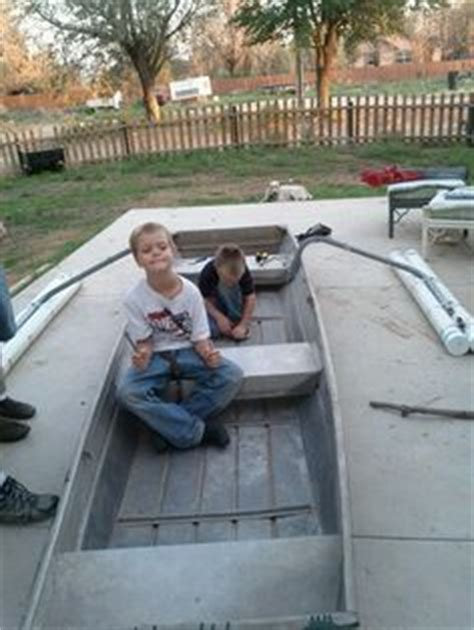 10ft Jon Boat Stability by Canoe With Pvc Outriggers Outdoor Ideas