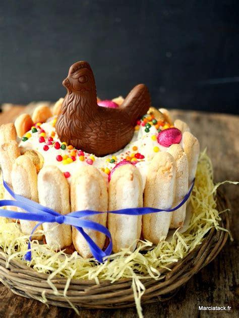 recette de la charlotte chocolat  caramel recette de