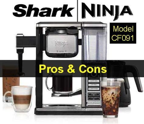 And that's when it's time to shine for the ninja cf086 brewer. Ninja Coffee Bar Brewer System with Glass Carafe (CF091)   Review
