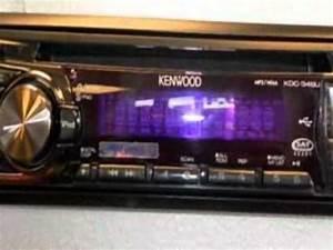 Kenwood Radio Schlüssel : 0 kenwood kdc 348u radio naperville il youtube ~ Jslefanu.com Haus und Dekorationen