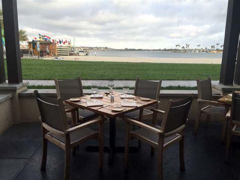 Oceana San Diego Catamaran oceana coastal kitchen restaurant review san diego