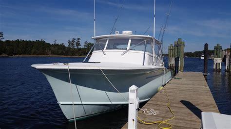 Used Boat Parts Beaufort Nc by 2001 Custom Carolina Blackwell Express Sportfish Beaufort