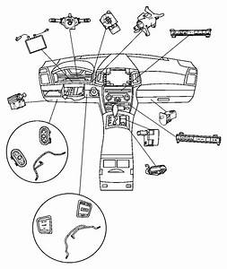 2006 Jeep Grand Cherokee Steering Wheel  Wire Connector