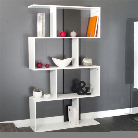 bureau angle ikea etagère design coloris blanc noir caly bibliothèque et