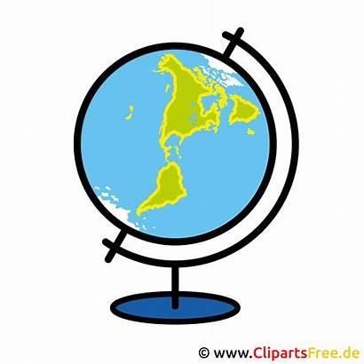 Schule Cliparts Bild Weltkugel Clipart Globe Globo