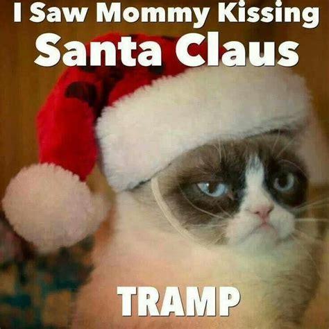 Grumpy Cat Christmas Meme - christmas grumpy cat quotes quotesgram