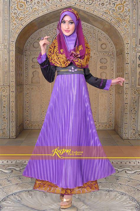 Gamis Dress Brista pilihan gamis modern syar i 2014 dress gamis pesta muslim