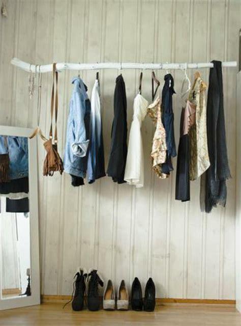 kleiderstangen für die wand kleiderstange f 252 r wand 24 originelle modelle