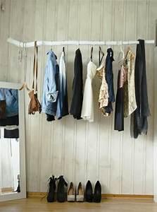 Bilder Für Wand : kleiderstange f r wand 24 originelle modelle ~ Orissabook.com Haus und Dekorationen